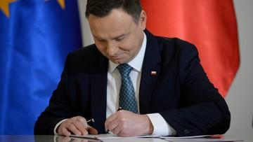 21-12-2016 09:24 Prezydent Andrzej Duda powoła prezesa Trybunału Konstytucyjnego