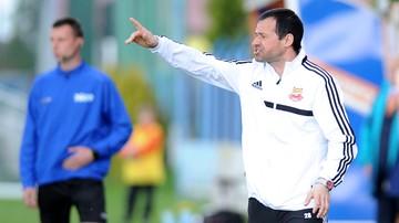 2015-10-27 Puchar Polski. Trener Chojniczanki: Nie będzie autobusu!