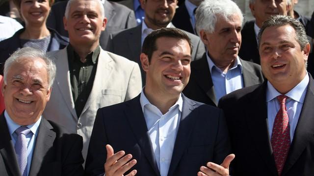 Tsipras obiecuje wyciągnąć Grecję z kryzysu do 2019 roku