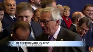 Będzie porozumienie ws. CETA? Umowa tematem obrad szczytu UE