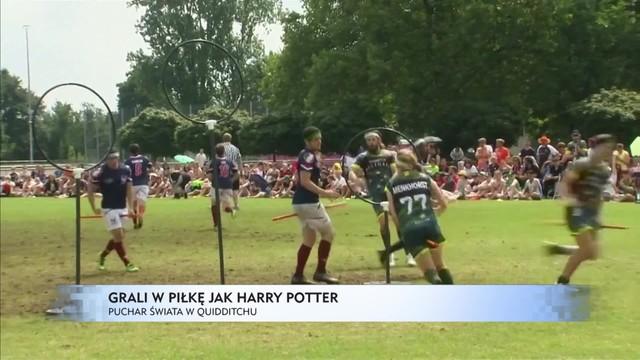Puchar świata w quidditchu - nie tylko dla fanów Harry'ego Pottera