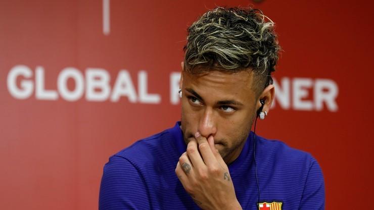 FC Barcelona wydała komunikat w sprawie Neymara