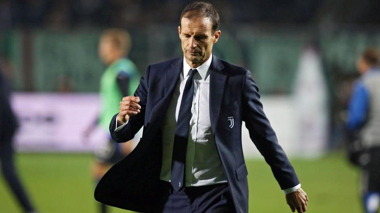 Trener Juventusu krytykuje system VAR