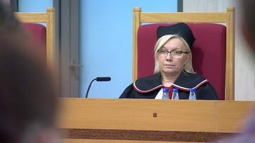 03-05-2017 09:21 Przyłębska o stanowisku sędziów UE: daleko idąca niezręczność