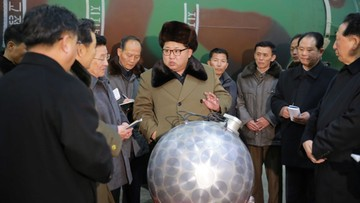 12-09-2016 07:03 Korea Północna gotowa na kolejną próbę jądrową