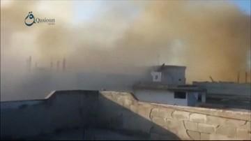 16-01-2016 21:10 Dżihadyści zabili 250 osób w syryjskim Dajr az-Zaur