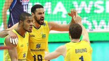 2017-09-17 Triumf siatkarzy Brazylii w Pucharze Wielkich Mistrzów