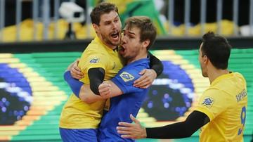 2017-07-07 Brazylia pierwszym finalistą Ligi Światowej