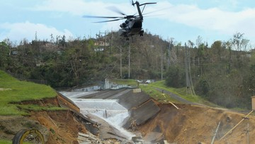 10-10-2017 20:18 Rośnie bilans ofiar huraganu Maria na Portoryko. Ogromne straty