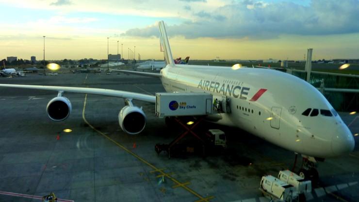 Piloci Air France zapowiadają strajk. Tuż przed Euro 2016