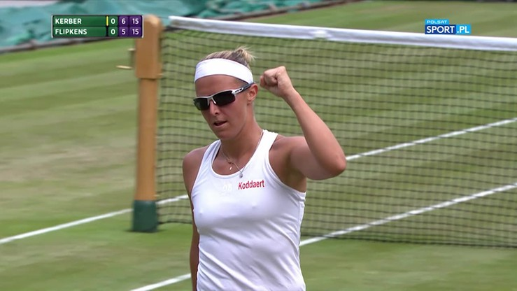 Wimbledon: Najładniejsze akcje czwartego dnia turnieju