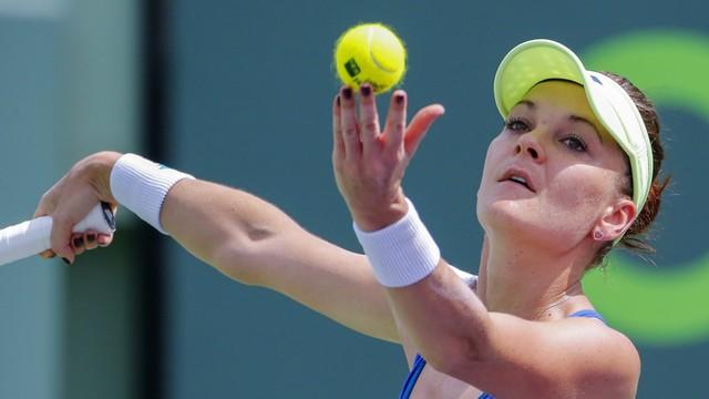 Wimbledon: Radwańska czeka na przełożony mecz otwarcia