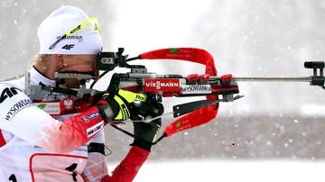 2017-01-14 PŚ w biathlonie: Dobry wynik Gwizdoń w sprincie, triumf Makarainen