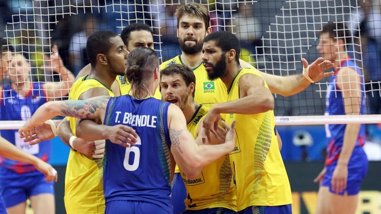 Trenerzy Brazylii i Włoch odkryli karty przed pierwszym weekendem Ligi Światowej