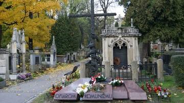 30-03-2017 16:02 Zakończyła się ekshumacja szczątków na Cmentarzu Rakowickim