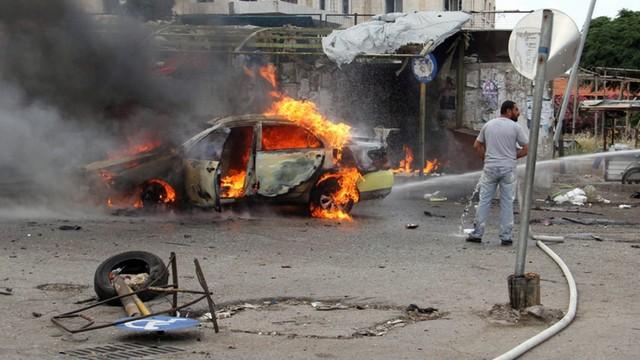Syria: Ponad 100 ofiar serii zamachów IS na zachodzie kraju