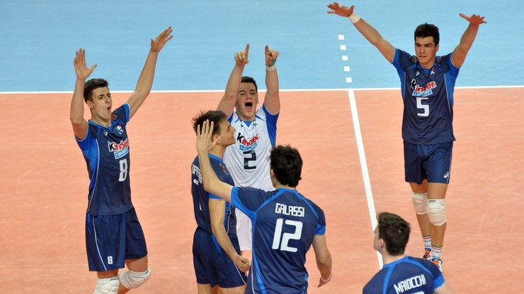 Włosi w finale ME kadetów