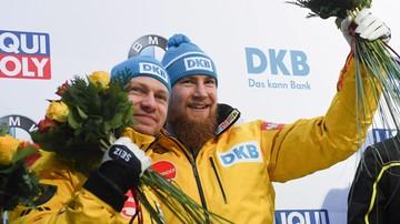 2017-01-07 PŚ w bobslejach: Sukces Niemców w Altenbergu