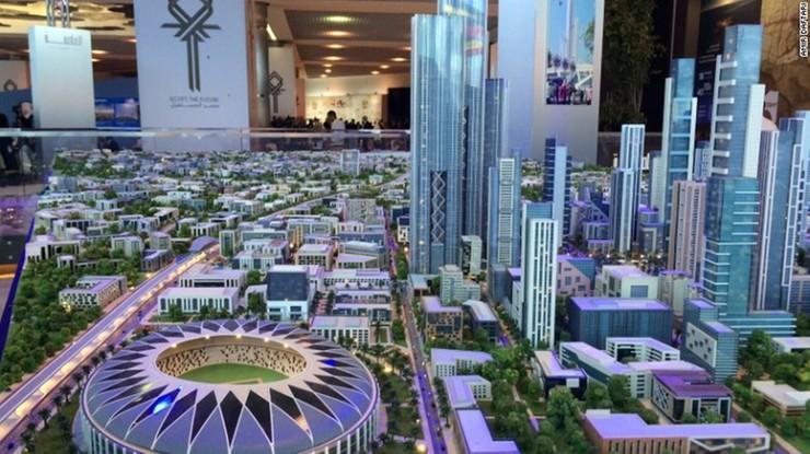 Za 20 mld dol. chińska korporacja zbuduje nową stolicę Egiptu