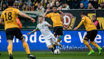 2017-04-23 Bramka Koseckiego w meczu z Karlsruher SC