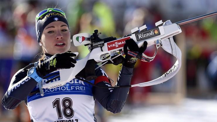 Piękna włoska biathlonistka będzie miała sesję w Playboyu