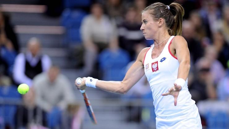 WTA Nottingham: Porażka Rosolskiej w pierwszej rundzie debla
