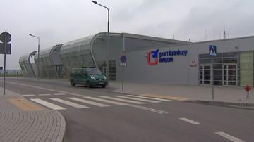 12-11-2015 12:57 Lotnisko w Radomiu znowu bez regularnych lotów. Powodem - mała liczba pasażerów