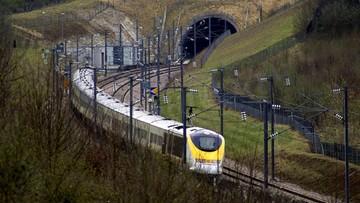 31-03-2016 16:38 Tunel pod kanałem La Manche skutecznie zabezpieczony przed migrantami