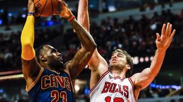 2015-10-28 Wystartowała NBA! LeBron zablokowany, bombowy Curry