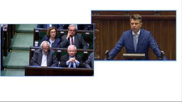 Sejmowa debata o SN. Wystąpienie Ryszarda Petru
