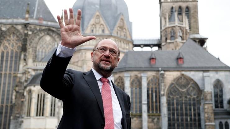Kandydat na kanclerza Niemiec chce karać finansowo kraje odmawiające przyjęcia uchodźców