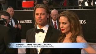 Romans Brada Pitta? Kolejne rewelacje na temat rozwodu z Angeliną Jolie