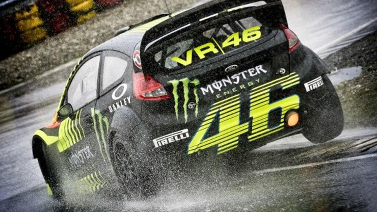 Rossi kontra Kubica, czyli Monza Rally Show już w ten weekend!