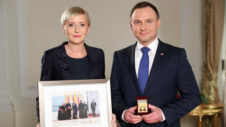 200 tys. zł dla WOŚP za zdjęcie pierwszej damy