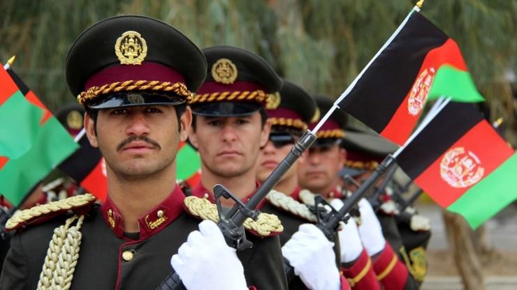 Afganistan: 11 policjantów zginęło z rąk kolegi powiązanego z talibami
