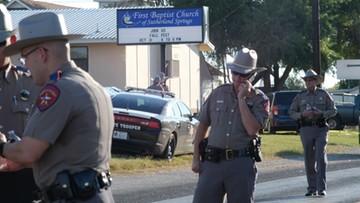 Strzelanina w kościele na południu Teksasu. Wielu zabitych i rannych