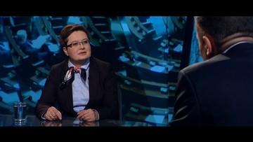 A może wyjaśnień powinno się zażądać od marszałka Kuchcińskiego? - Lubnauer w Brutalnej Prawdzie. Durczok ujawnia