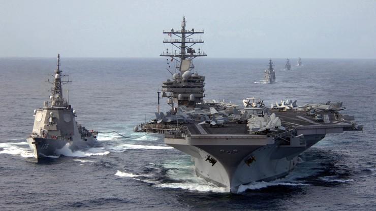 Amerykańsko-japońskie manewry wojskowe na Pacyfiku. Mają ostudzić zapędy Korei Północnej