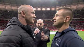 2015-09-07 Adamek i Saleta spojrzeli sobie w oczy. Zobacz bohaterów Polsat Boxing Night