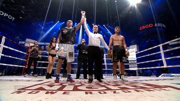 2017-06-24 Polsat Boxing Night: Głowacki wygrał gładko przed czasem!
