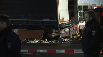 Prokuratura chce wydania ciężarówki użytej do zamachu w Berlinie