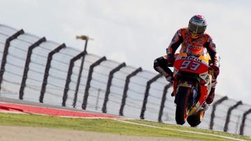 2016-09-24 MotoGP: Marquez poza zasięgiem?