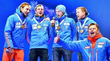 2017-02-18 Skandal na MŚ w biathlonie! Organizatorzy pomylili hymn Rosji