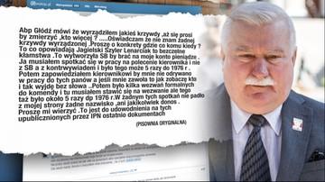 24-02-2016 08:01 Wałęsa odpowiada arcybiskupowi: nikomu nie wyrządziłem krzywdy