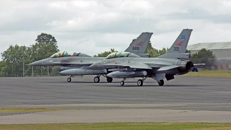 Norweski F-16 ostrzelał własną wieżę kontrolną. Nie po raz pierwszy