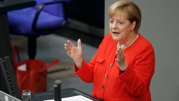 """05-09-2017 11:25 Merkel zapowiada dyskusję w UE o """"zawieszeniu, a nawet zakończeniu"""" negocjacji z Turcją"""