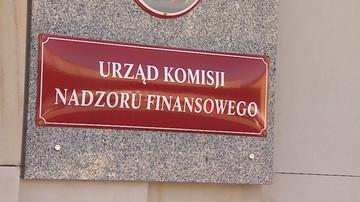 02-06-2017 08:11 KNF zawiesiła działalność SKOK Nike. Wystąpi o ogłoszenie upadłości