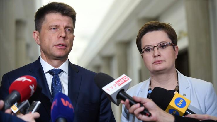 PO i Nowoczesna zapowiadają bliższą współpracę w Sejmie