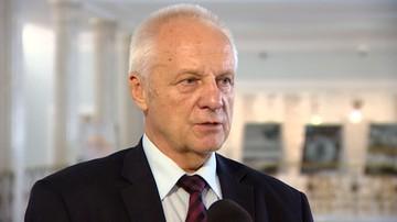 """16-06-2017 14:26 Niesiołowski odmówił  przyjęcia od IPN odznaczenia, bo instytut """"działa jako pisowskie narzędzie"""""""