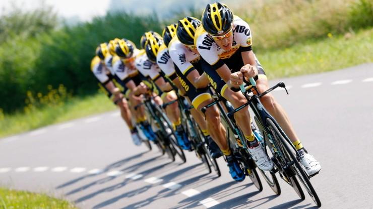 Holenderska policja zrezygnowała z planu przerwania Tour de France